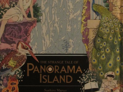 The Strange Tale of Paranormal Island by Suehiro Mauro