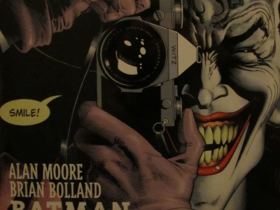 Batman : The Killing Joke by Alan Moore