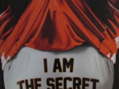 I Am The Secret Footballer by The Secret Footballer.