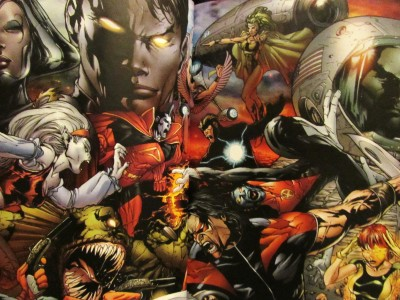 Uncanny X-Men: Rise & Fall of the Shi'ar Empire by Ed Brubaker