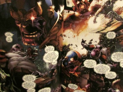 The Thanos Imperative by Dan Abnett