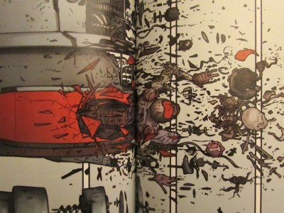 The Red Wing by Jonathan Hickman