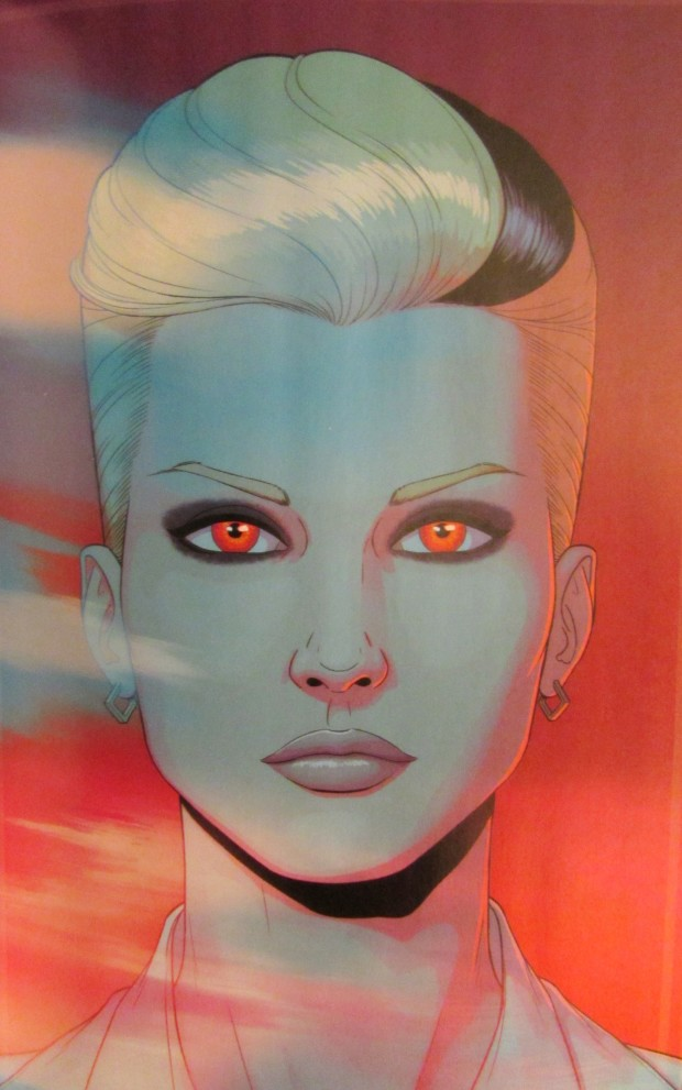 The Wicked + The Divine by Kieron Gillen