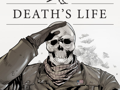 Death's Life Now Available on Comixology