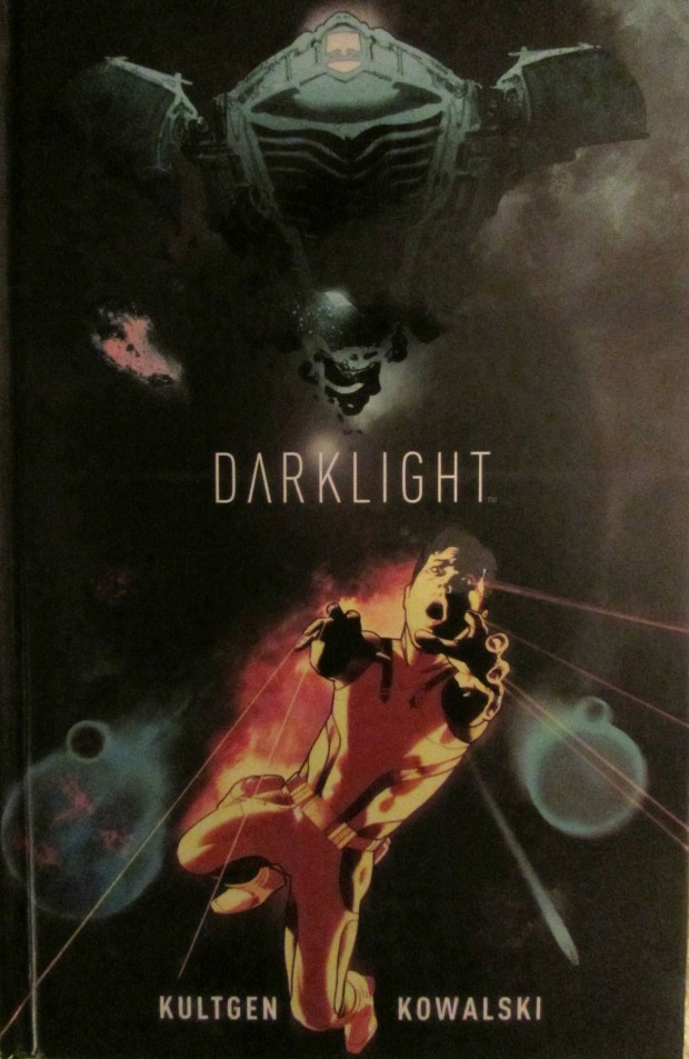 Interview with Chad Kultgen creator of Dark Light