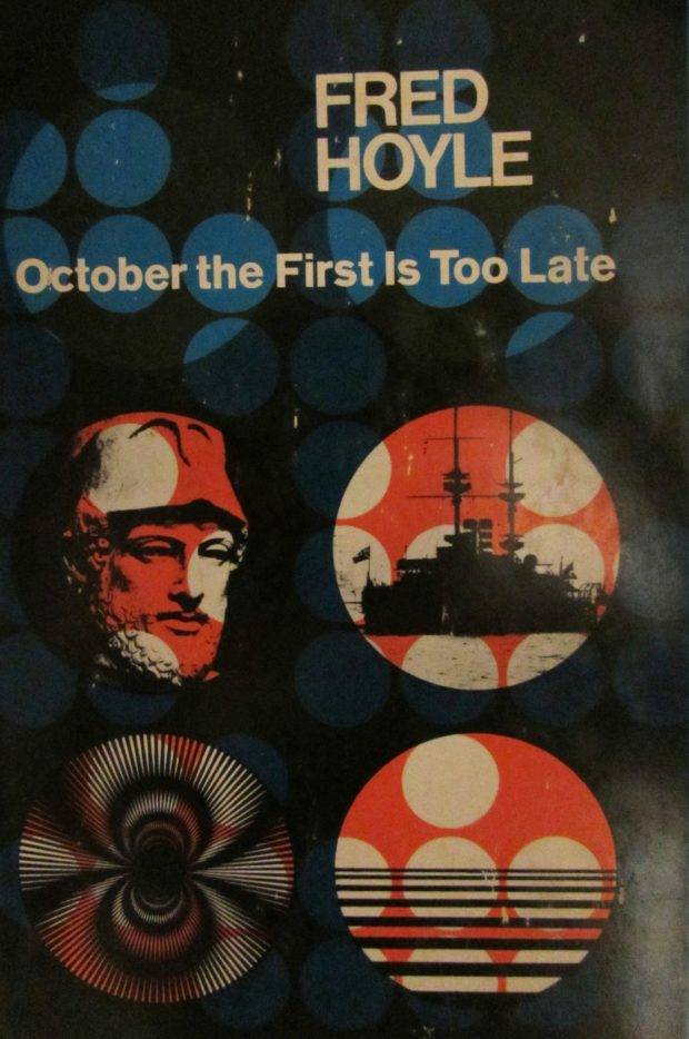October First is Too Late by Fred Hoyle