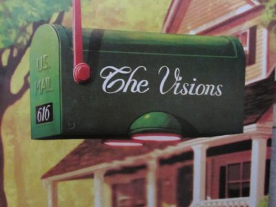 The Visions by Tom King