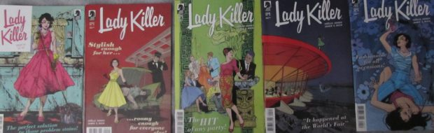Lady Killer by Jamie S. Rich