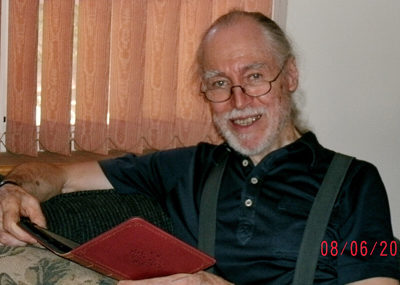 Interview with Piers Anthony